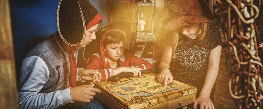 Escape Rooms und ihre Vorteile für Kinder