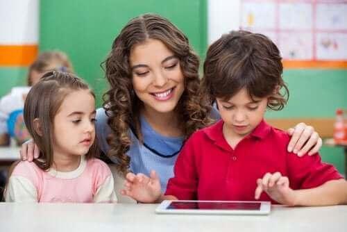 Die Bedeutung der IKT im Kindergarten und der Vorschule