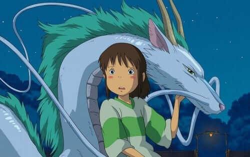 Chihiros Reise ins Zauberland - Chihiro