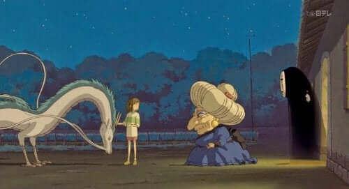 Chihiros Reise ins Zauberland - Yubaba