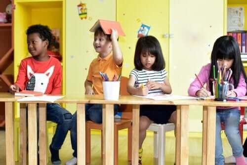 IKT im Kindergarten - Kinder