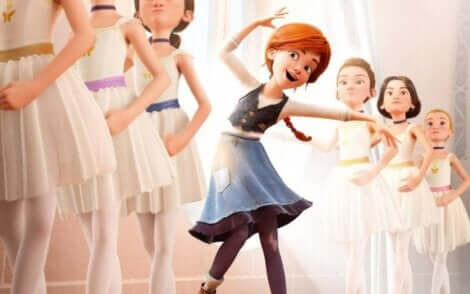 Filme: Bild aus dem Film Ballerina