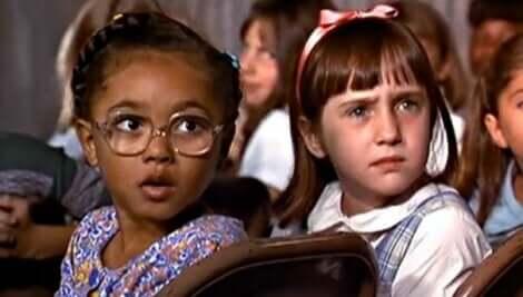 Bild aus dem Film Matilda