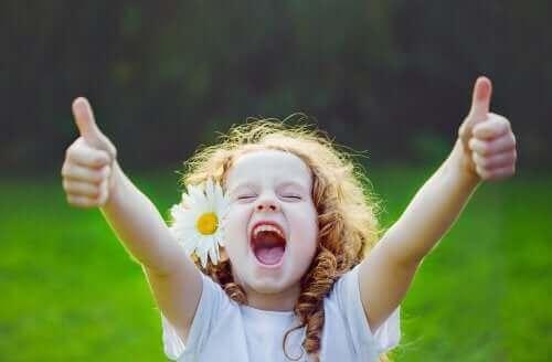 Die Entwicklung der Affektivität bei Kindern