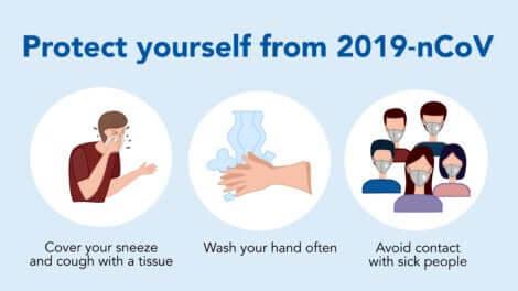 Hygienetipps gegen Coronavirus