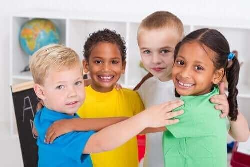 Es ist wichtig, den Wert der Gleichstellung der Geschlechter und Chancengleichheit in der Schule zu vermitteln.