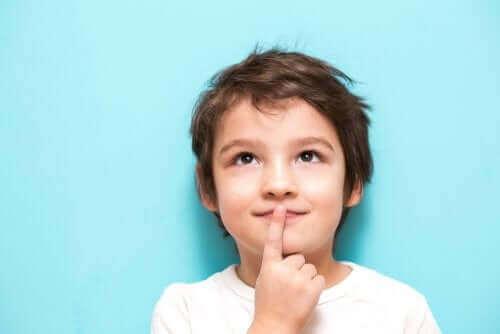 Die Entwicklung der Aufmerksamkeit bei Kindern