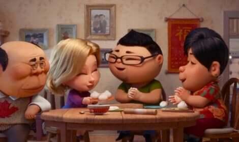 Szene aus Bao