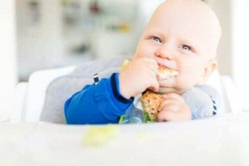 Stillen hat Einfluss auf unseren Essensgeschmack