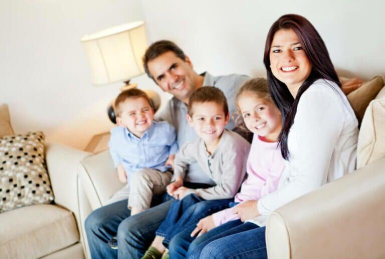 Ausgangsbeschränkung: 10 positive Dinge für Eltern und Kinder