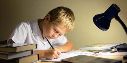 Jede Lernsitzung sollte ein bestimmtes Ziel haben