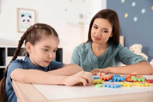 Ausgangsbeschränkung und Kinder mit geistiger Behinderung
