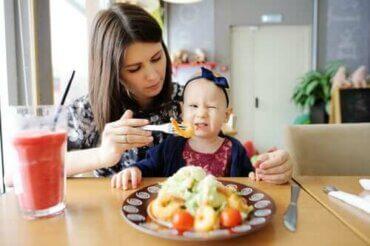 Wie Kinder ihren Essensgeschmack entwickeln