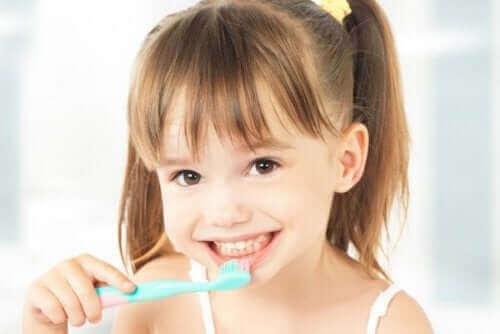 Eine gute Zahnhygiene ist von klein an wichtig