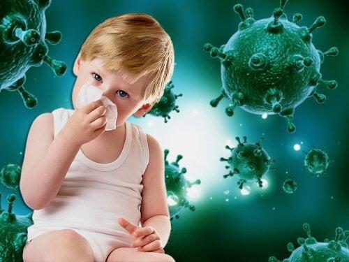 Wirken Antibiotika gegen Viren und Bakterien?
