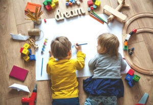 Lernecke einrichten, damit sich dein Kind zu Hause konzentrieren kann