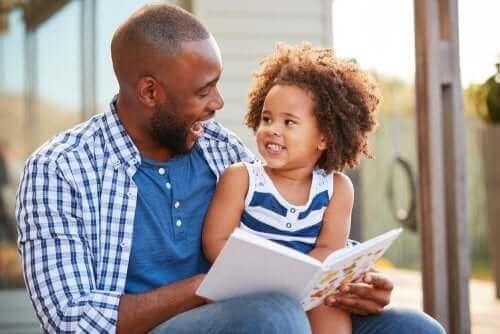 Kinderbücher über Familien mit nur einem Elternteil