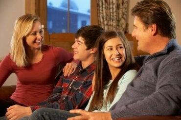 Familienbande, Neuzugänge und Trennungen